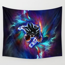 super ultra son Wall Tapestry