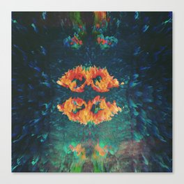 Se Tacher Canvas Print