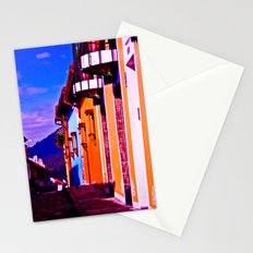 HOUSES OF THE CITY Stationery Cards