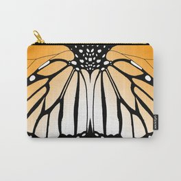 Butterfly Wing - Monarch Carry-All Pouch