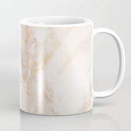 Gold Marble Natural Stone Gold Metallic Veining Beige Quartz Coffee Mug