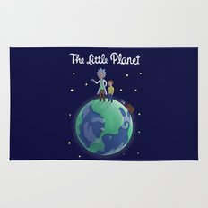 The Little Planet Rug