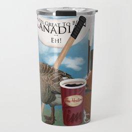 Canadian ... Eh Travel Mug