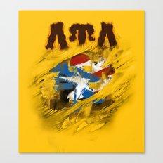 LUL Puerto Rican 2013 Canvas Print
