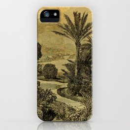 The Gardeners' Chronicle 1874 iPhone Case
