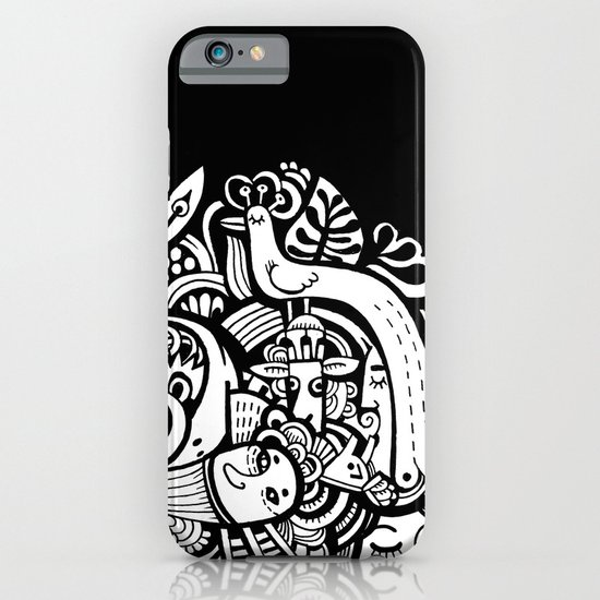 Puisto iPhone & iPod Case