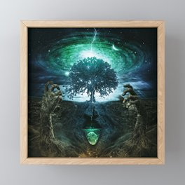 Tree of Life (Reprise) Framed Mini Art Print