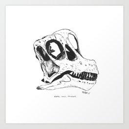 Here, Now, Forever Art Print