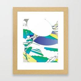 Color #2 Framed Art Print