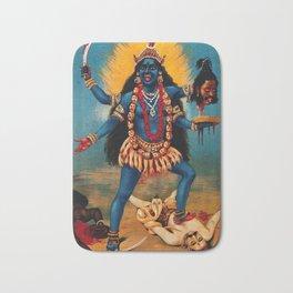 Kali - Hindu Bath Mat