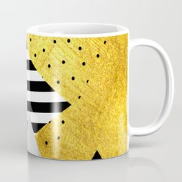 fall abstraction #4 Coffee Mug