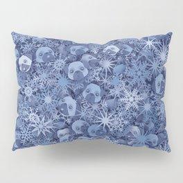 Snow pugs Pillow Sham