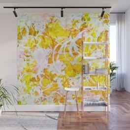 Golden Shine Wall Mural