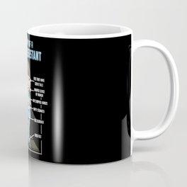 Anatomy Of A Dental Assistant Coffee Mug
