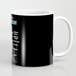 Anatomy Of A Dental Assistant Coffee Mug