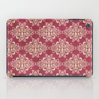 damask iPad Cases featuring Damask by Arcturus