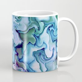 Abstract graphic mirror 3 Coffee Mug