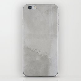 just cement iPhone Skin