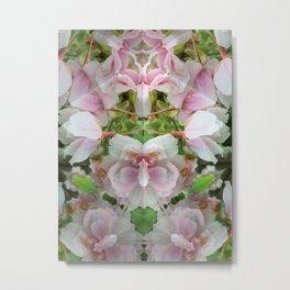Schnozzle Blossom Metal Print