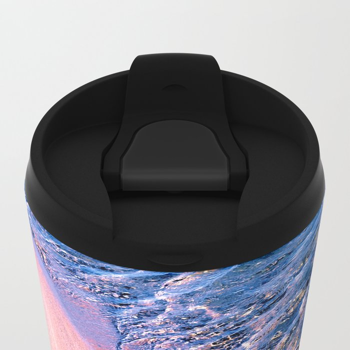 Sea magic Metal Travel Mug