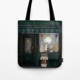 the little teddy store Tote Bag