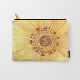 Yellow Flower #2 Carry-All Pouch
