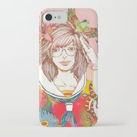 nirvana iPhone & iPod Cases featuring Nirvana by Natsuki Otani