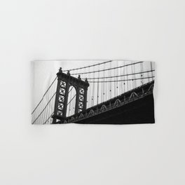 Manhattan Bridge Hand & Bath Towel