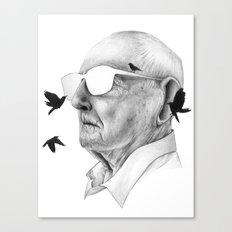 MI VIDA HA SIDO EXTRAORDINARIA 6 Canvas Print