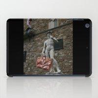 david fleck iPad Cases featuring david by Francesco Mestria