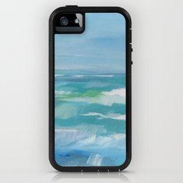 Lime Sea iPhone Case