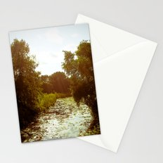Inclination to Roam Stationery Cards