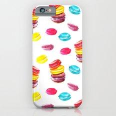 Sweet macaroons Slim Case iPhone 6s