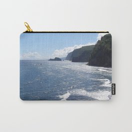 Where Valley Meets Ocean Carry-All Pouch