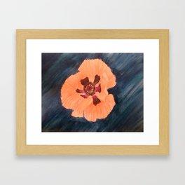 FB_FLOWER Framed Art Print