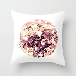 rite of spring - magenta  Throw Pillow