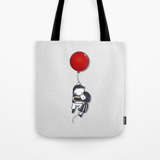 Grab On Tote Bag