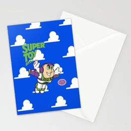 Super Toy Bros. Stationery Cards