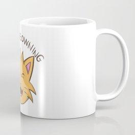 good morning cat good meowning Coffee Mug