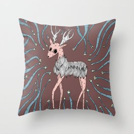 What you can't see Throw Pillow
