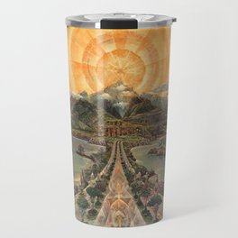The Path Travel Mug