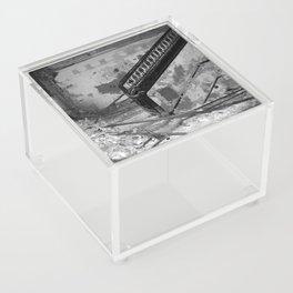 Elegance, urban exploration Acrylic Box