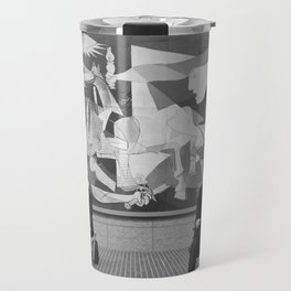 Guernica in Tokyo Travel Mug