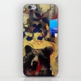 Bear Love iPhone Skin