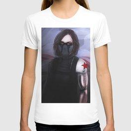 Jemma the sinter soldier.  T-shirt