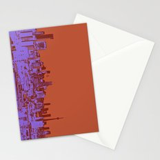 TORONTO CITY II Stationery Cards