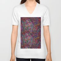 trip V-neck T-shirts featuring Trip by NaturePrincess