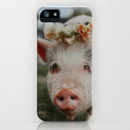 Garth iPhone Case