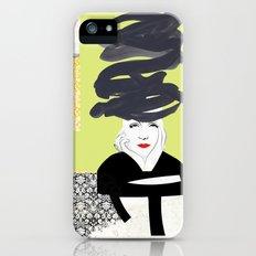Greta iPhone (5, 5s) Slim Case