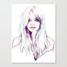 Miranda Kerr Canvas Print